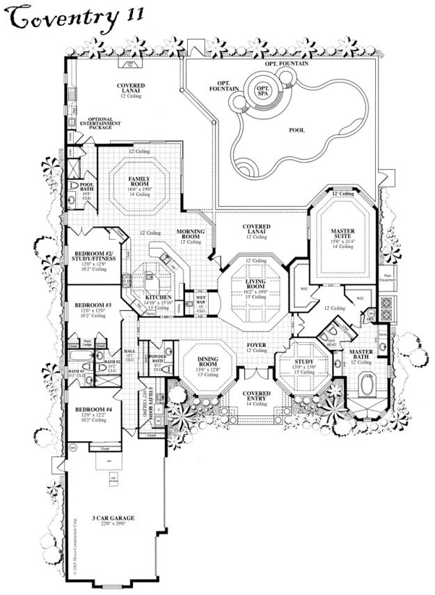 Search Floor Plans Coventry Ii