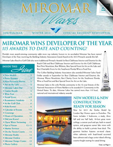 Miromar Waves - Winter 2013