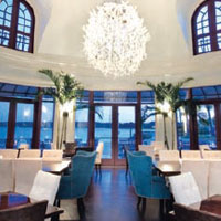 Beachside Dining Room for Weddings, Special Events, and Galas