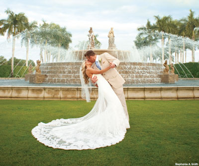 Florida Wedding Destination - Miromar Lakes Beach & Golf Club